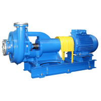 Cantilevered SD pumps for drainage and sewerage system