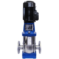 Boosta Multistage Pumps for Building up the Pressure