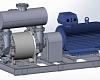 The serial production of grade VVN2-50 pumps has been started