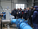 "19.11.2019 JSC ""HMS Livgidromash"" was visited by the delegation of specialists of senior mechanists of the production companies of PJSC ""Gazprom Neft"""