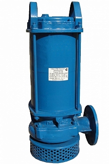 HMS Pumps has upranged a family of standard sizes of produced submersible electric pumps GNOM