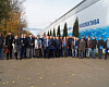 "9-10-th of October at JSC ""HMS Livgidromash"" was held a technical workshop for managers and technical specialists of the largest water utilities and housing services and utilities companies of central Russia"
